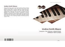 Bookcover of Undine Smith Moore