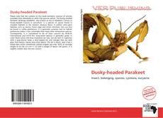 Dusky-headed Parakeet的封面