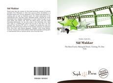 Capa do livro de Sid Makkar