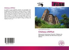 Bookcover of Château d'Effiat