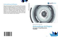 Capa do livro de Airbreathing Jet Engine