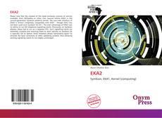 Capa do livro de EKA2
