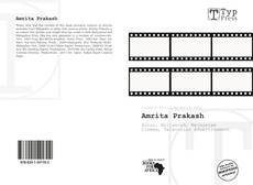 Bookcover of Amrita Prakash
