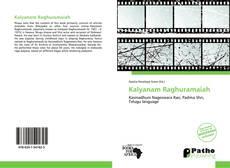 Borítókép a  Kalyanam Raghuramaiah - hoz
