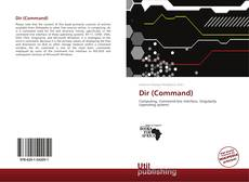 Bookcover of Dir (Command)