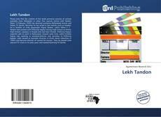 Borítókép a  Lekh Tandon - hoz