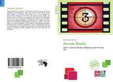 Capa do livro de Jhanak Shukla