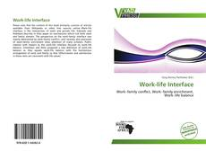 Capa do livro de Work-life Interface