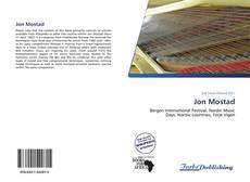 Buchcover von Jon Mostad