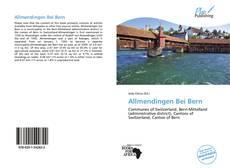 Bookcover of Allmendingen Bei Bern