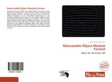Bookcover of Relocatable Object Module Format