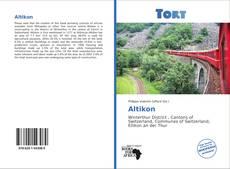 Capa do livro de Altikon