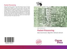 Bookcover of Packet Processing