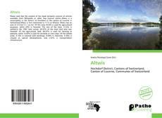 Couverture de Altwis