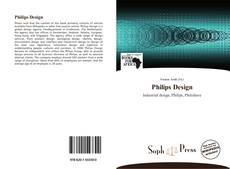 Philips Design kitap kapağı