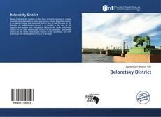 Bookcover of Beloretsky District