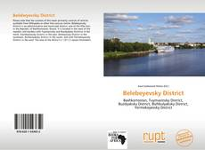 Capa do livro de Belebeyevsky District