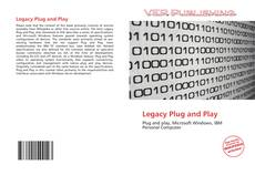 Legacy Plug and Play kitap kapağı