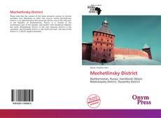 Capa do livro de Mechetlinsky District