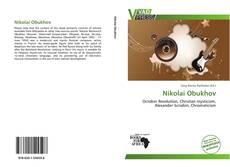 Capa do livro de Nikolai Obukhov