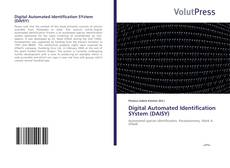 Buchcover von Digital Automated Identification SYstem (DAISY)