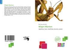 Capa do livro de Nilgiri Marten
