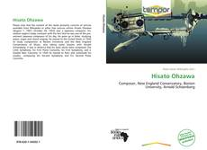 Capa do livro de Hisato Ohzawa