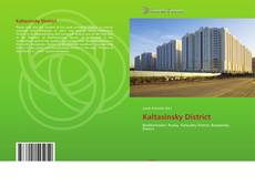 Bookcover of Kaltasinsky District
