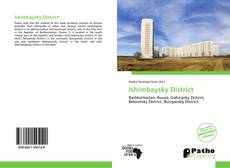 Bookcover of Ishimbaysky District