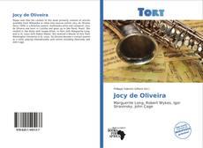 Couverture de Jocy de Oliveira