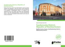 Capa do livro de Fyodorovsky District, Republic of Bashkortostan