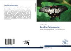 Papilio Caiguanabus的封面