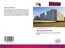 Buchcover von Duvansky District