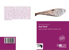 Bookcover of Red Wolf