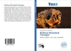 Bookcover of Rufous-throated Tanager