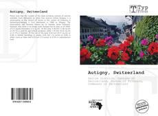 Bookcover of Autigny, Switzerland