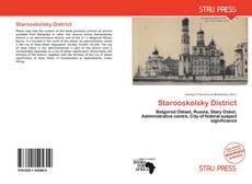 Bookcover of Starooskolsky District