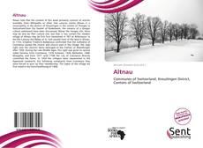 Capa do livro de Altnau