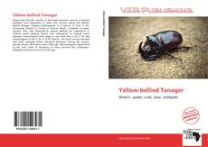 Yellow-bellied Tanager的封面
