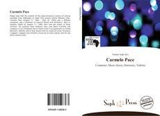 Copertina di Carmelo Pace