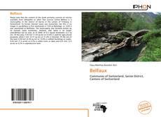 Couverture de Belfaux