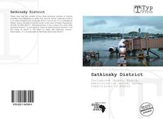 Buchcover von Satkinsky District