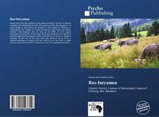 Bookcover of Bas-Intyamon