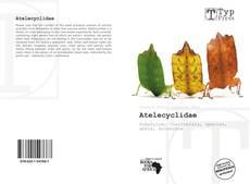 Atelecyclidae kitap kapağı
