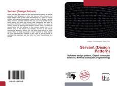 Bookcover of Servant (Design Pattern)