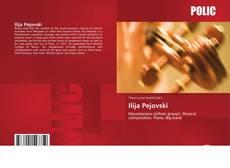 Copertina di Ilija Pejovski