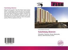 Обложка Yalchiksky District