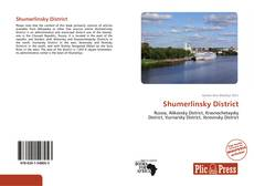 Capa do livro de Shumerlinsky District