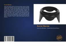 Karan Sharma kitap kapağı