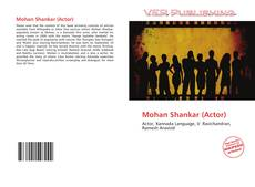 Couverture de Mohan Shankar (Actor)